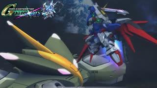 【実況】ゆる縛りで楽しむGジェネCR Destiny編 8-1【クロスレイズ】