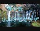 【音 音フェチ ASMR 】滝の音+小川のせせらぎ