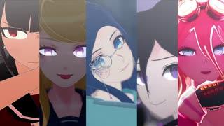 【ダンガンロンパMMD】動画まとめ2【ネタバレ】