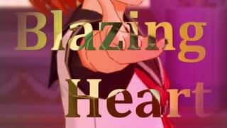 【ミリシタMAD】Blazing Heart【KOFG】