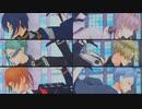 【MMD刀剣乱舞】エゴロック【三・鶴・源氏・山姥切】