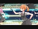 【MMD艦これ】色違いyaggy改二で名曲ダブルラリアット【ぬいさんセンター】