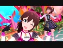 ミリシタ 「スマイルいちばん」 曲名カード 美奈子 SSR4凸
