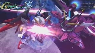 【実況】ゆる縛りで楽しむGジェネCR Destiny編 9-4【クロスレイズ】