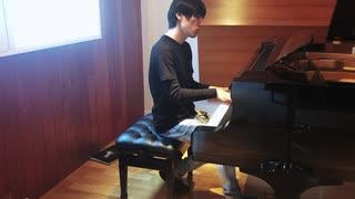 澤野弘之がピアノ弾いてみた 「UNICORN」「ətˈæk 0N tάɪtn」「κrOnё」「Inferno」「Inferno」