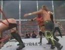 【WWE】(ヘルインアセル戦) DX vs マクマホン親子&ビッグショー 2/2