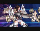 DoAX Venus Vacation :: Sayuri Battle-Mech Sequence (Alice Gear Clear Water SSR) with lotions