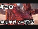 【実況】さぁ狩りの時間だ【MH:W IB】28日目
