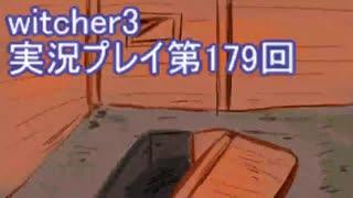 探し人を求めてwitcher3実況プレイ第179回