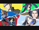 【MUGEN】『電撃CROSS TAG BATTLE 2』スクリーンパックの更新完全仕上げ