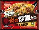【ルーミアの食レポ】炎の炒飯【トッピング付き】