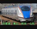 東日本の新幹線車内チャイム(耳コピ)