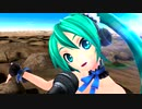 【Project DIVA F2nd】嵐の中で輝いて(初音ミクカバー) エディットPV