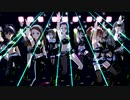 [MMD] バブリーダンス アイマス13人衆 [G_SHADER+EXCELLENTSHADOW 12033.26kbps]