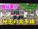 【迷列車の旅】日本一高貴な駅!?太多線を巡る旅【18きっぷ2019春三日目太多編】
