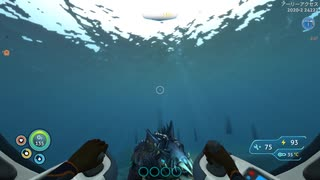 """[実況] はてしなく海44 """"Subnautica Below Zero"""""""