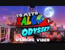 ゲーム実況者が結婚式ムービーを自作してみた【スーパーマリオオデッセイ】