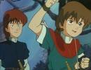 ロビンフッドの大冒険 第1話 森のエトランゼ