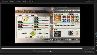 [プレイ動画] 戦国無双4の神流川の戦いをりっかでプレイ