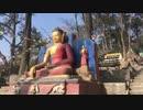 マロントレックスツアー!ネパールカトマンズ 猿寺観光