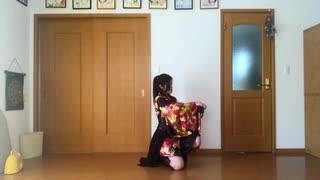 【とみたけ加入7周年記念】極楽浄土 踊ってみた【こぎー】