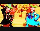 【テイルズオブMMD】お誕生日カナちゃんズの『マトリョシカ』
