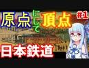 【VOICEROID解説】原点にして頂点の私鉄:日本鉄道その1【日本初の私鉄】
