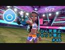 【ポケモンシールド】再戦!ルリナ!【ひんし禁止、リセット禁止】#46