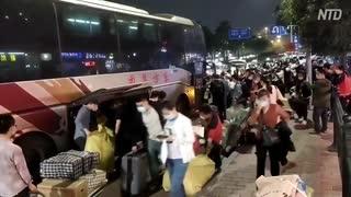 広州市で大量倒産 & 湖北人が大量失業