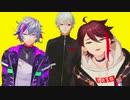 【にじさんじMMD】AXF男子組でEVERYBODY
