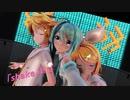 【MMD】ミク、リン、レンで「shake it! 」