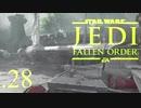 パダワンがジェダイマスターを目指してスターウォーズジェダイフォールンオーダーを実況プレイする.28[STAR WARS JEDI FALLEN ORDER]