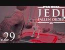 パダワンがジェダイマスターを目指してスターウォーズジェダイフォールンオーダーを実況プレイする.29[STAR WARS JEDI FALLEN ORDER]
