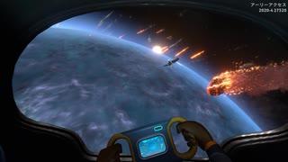 """[実況] はてしなく海45 """"Subnautica Below Zero"""""""