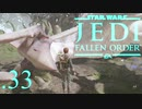 パダワンがジェダイマスターを目指してスターウォーズジェダイフォールンオーダーを実況プレイする.33[STAR WARS JEDI FALLEN ORDER]