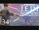 パダワンがジェダイマスターを目指してスターウォーズジェダイフォールンオーダーを実況プレイする.34[STAR WARS JEDI FALLEN ORDER]
