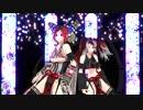 【MMD】シーエ&アルビ 【BLack machine】