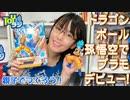 『ドラゴンボール超』でプラモデルデビュー!「超サイヤ人ゴッド超サイヤ人孫悟空」を作る!【ENTRY GRADE】