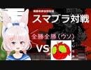 【切り抜き】兎鞠まりVS視聴者 スマブラ対戦できしちみが挑戦