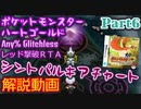 ポケットモンスター HGSS レッド撃破RTA シントパルキアチャート解説動画【Part6】