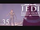 パダワンがジェダイマスターを目指してスターウォーズジェダイフォールンオーダーを実況プレイする.35[STAR WARS JEDI FALLEN ORDER]