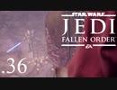 パダワンがジェダイマスターを目指してスターウォーズジェダイフォールンオーダーを実況プレイする.36[STAR WARS JEDI FALLEN ORDER]