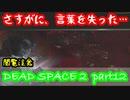 【グロ注意】Part12 再び!非戦闘員の悪夢の冒険【DEAD SPACE2】