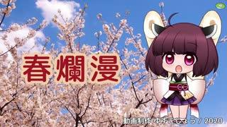 【東北きりたん】春爛漫(さだまさし)【NEUTRINOカバー】