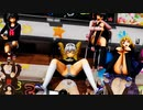 【MMD】妖夢ちゃんの公開トレーニング(という名の罰ゲーム)【ぱんつ注意】