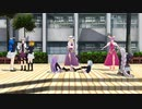 アイドルユニットGYOKUTOのレッスン風景