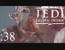 パダワンがジェダイマスターを目指してスターウォーズジェダイフォールンオーダーを実況プレイする.38[STAR WARS JEDI FALLEN ORDER]