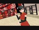リンがドーナツホールを踊りました【VRoid_MMD】