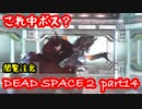 【グロ注意】Part14 再び!非戦闘員の悪夢の冒険【DEAD SPACE2】