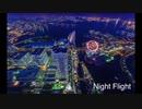 [オリジナル]Night Flight feat. 巡音ルカ